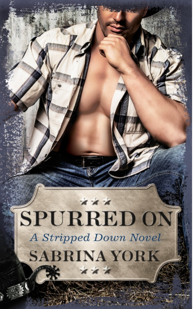 spurred on cover