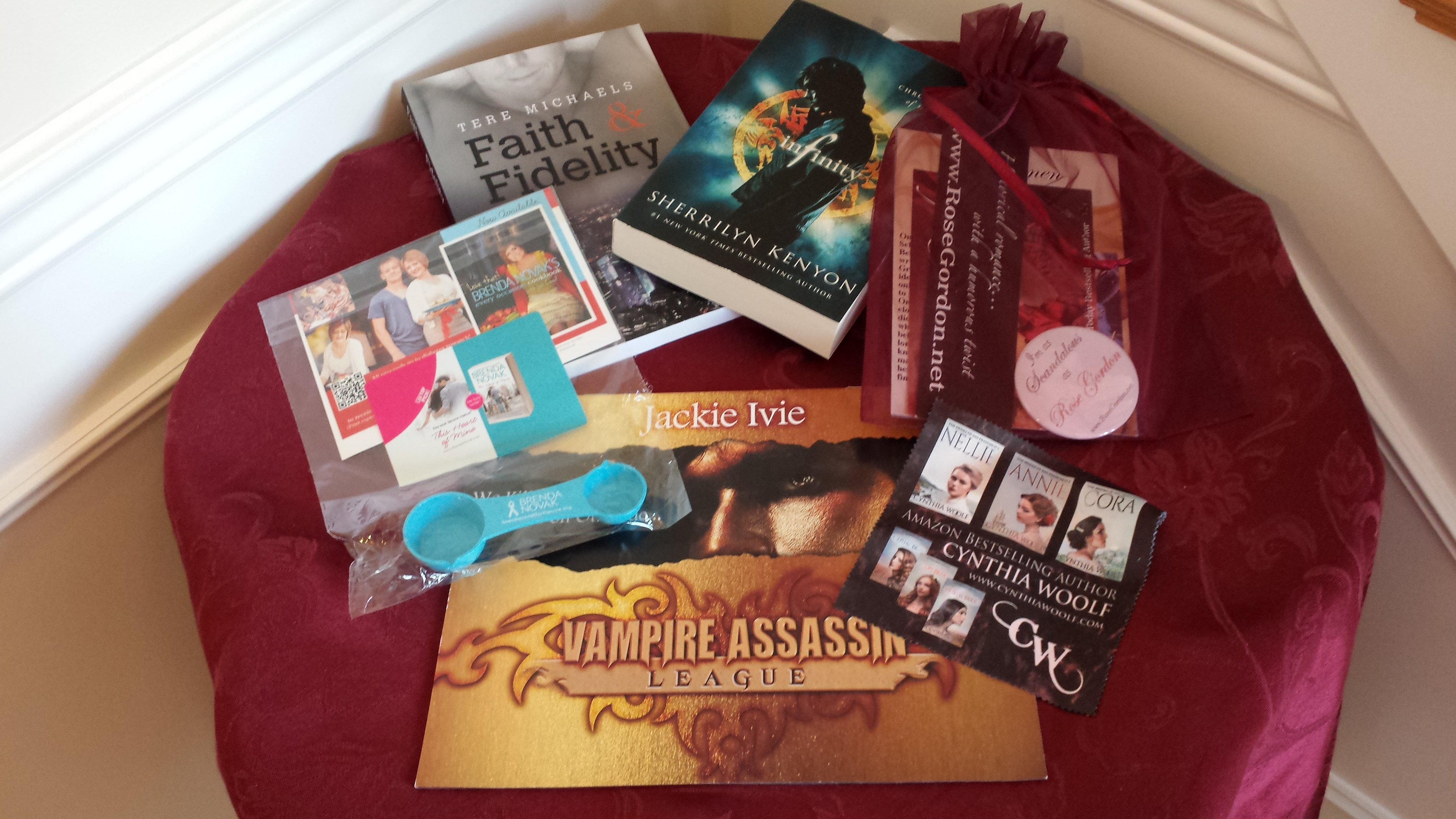 Enter Now To Win The Bvrl15 Swag Pack From Sabrina York