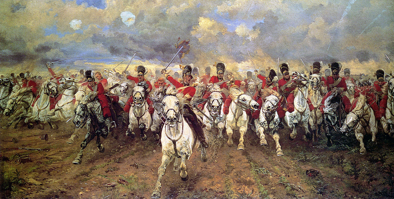 Scotland_Forever charge of the scots greys