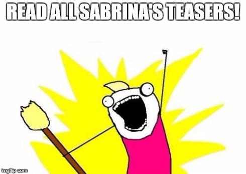 sabrina's teasers